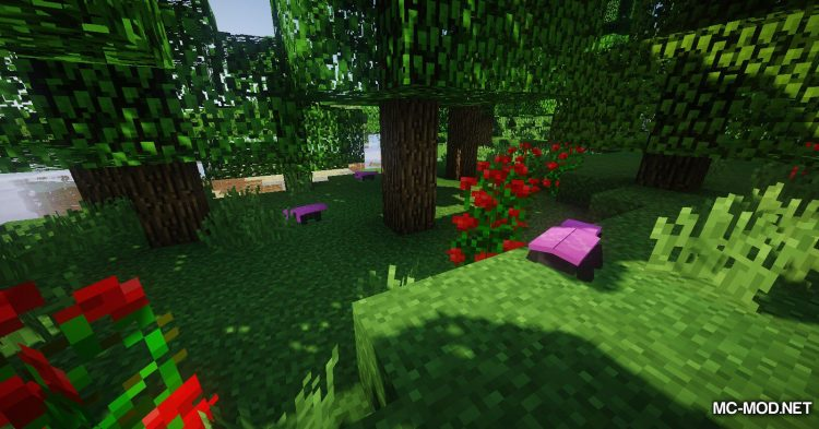 Mystical Wildlife mod for Minecraft (11)