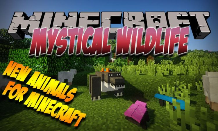 Mystical Wildlife mod for Minecraft logo
