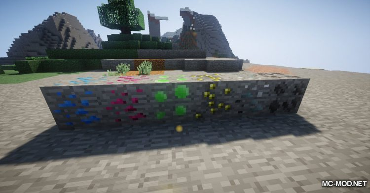 Natures Emerald mod for Minecraft (12)