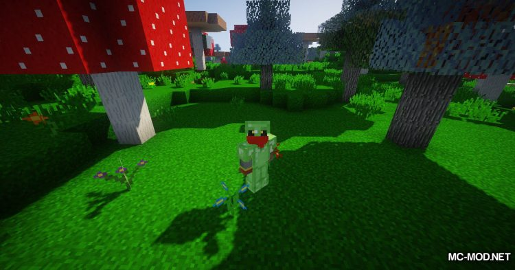 Natures Emerald mod for Minecraft (14)