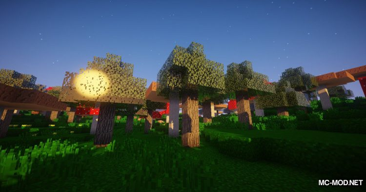 Natures Emerald mod for Minecraft (2)