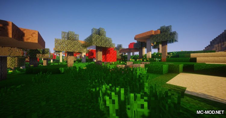 Natures Emerald mod for Minecraft (3)