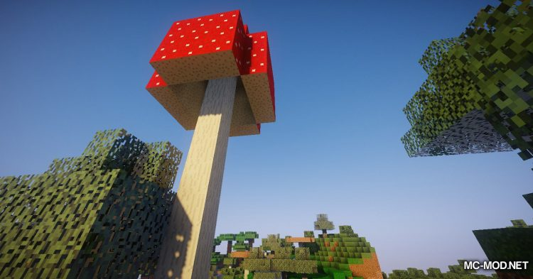 Natures Emerald mod for Minecraft (4)