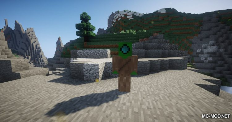 Natures Emerald mod for Minecraft (7)