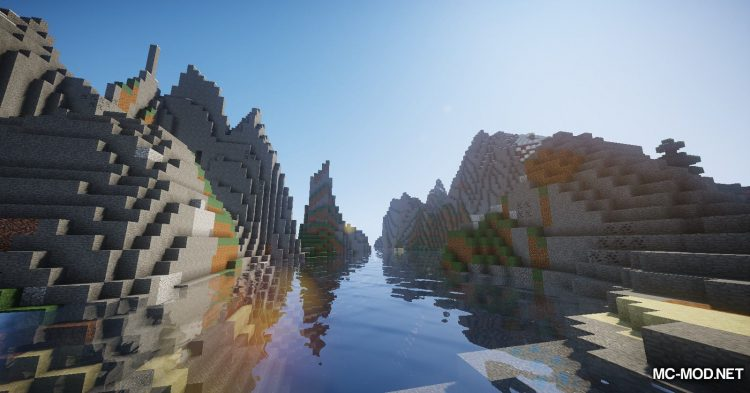 Natures Emerald mod for Minecraft (9)