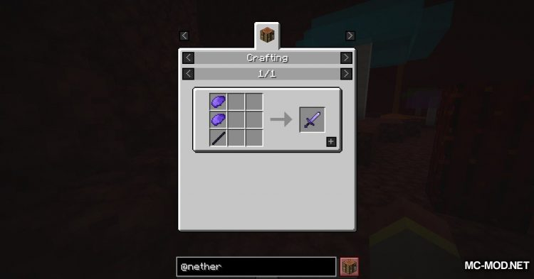 Nether Things mod for Minecraft (11)