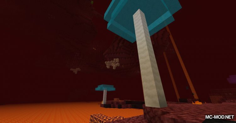 Nether Things mod for Minecraft (5)