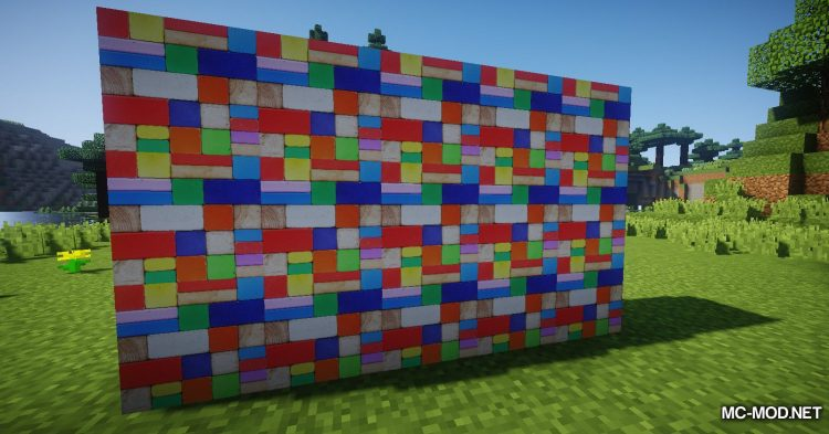 Realistic Blocks mod for Minecraft (7)