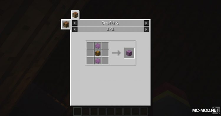 Shulker Inventory mod for Minecraft (2)