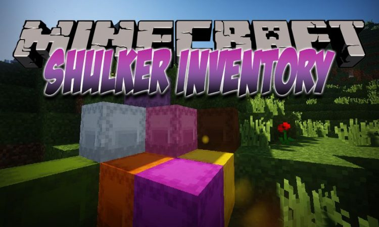 Shulker Inventory mod for Minecraft logo