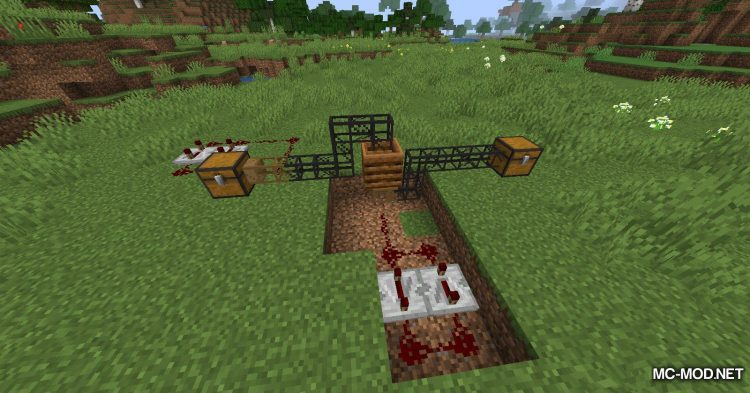 Simple Pipes mod for Minecraft (11)