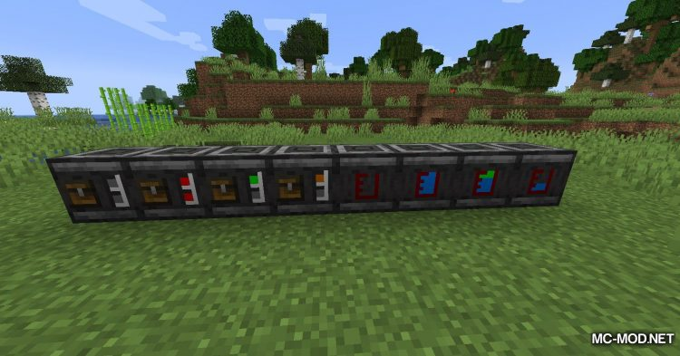 Simple Pipes mod for Minecraft (13)