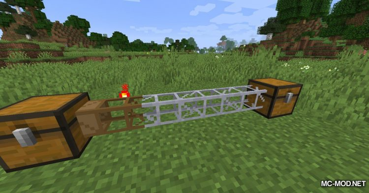 Simple Pipes mod for Minecraft (9)