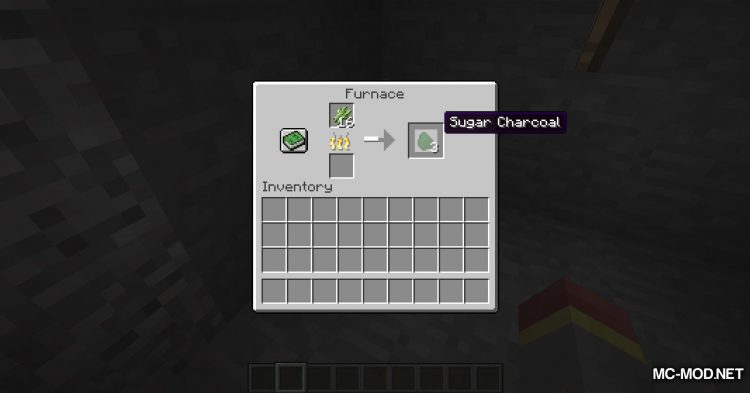 Some Coal mod for Minecraft (4)