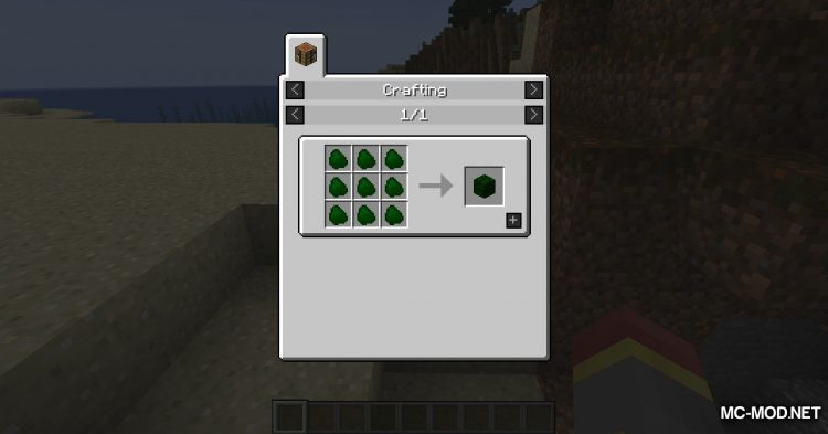 Some Coal mod for Minecraft (6)