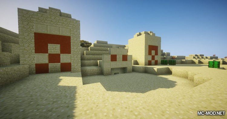 The Flying Things mod for Minecraft (5)