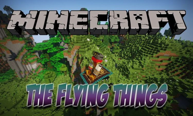 The Flying Things mod for Minecraft logo