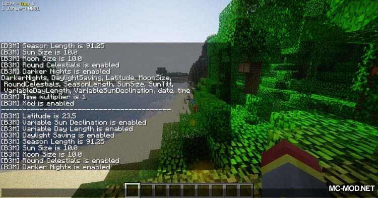 Time-speed Mod mod for Minecraft (5)