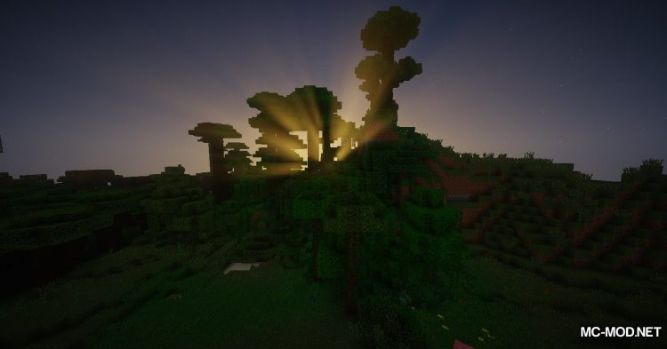 Time-speed Mod mod for Minecraft (8)