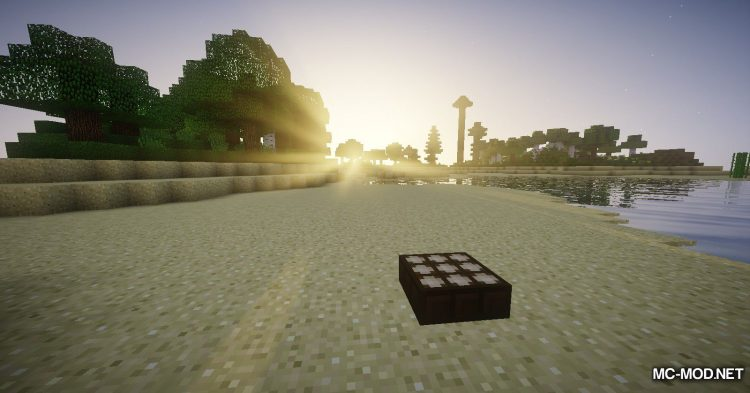 Time-speed Mod mod for Minecraft (9)