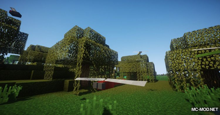Traitor_s Better Swamplands Mod mod for Minecraft (11)