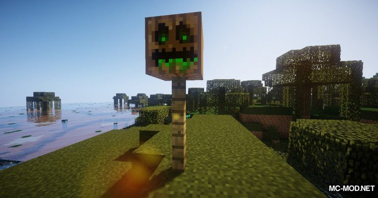 Traitor_s Better Swamplands Mod mod for Minecraft (13)
