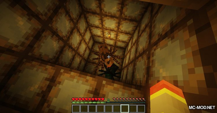 Trap Expansion mod for Minecraft (10)