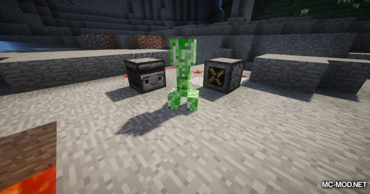 Trap Expansion mod for Minecraft (20)