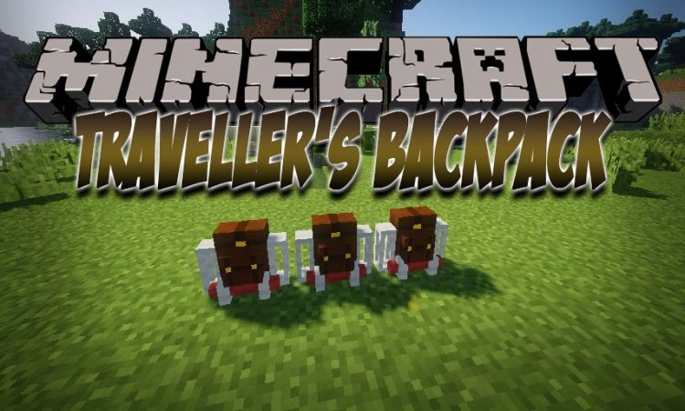 Traveller_s Backpack mod for Minecraft logo
