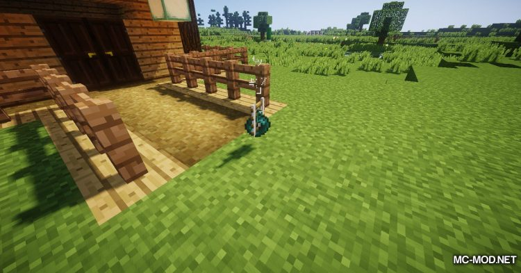 Useful Railroads mod for Minecraft (9)