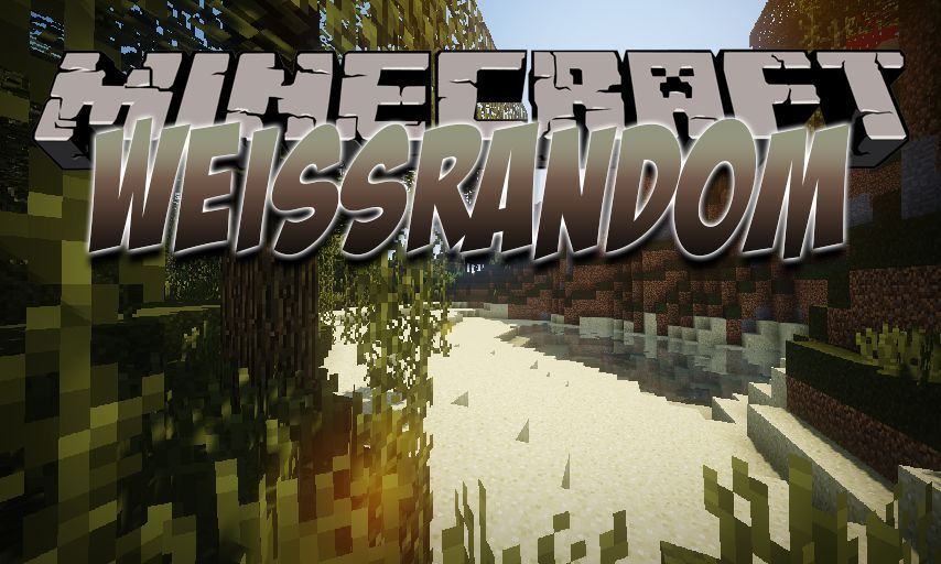 WeissRandom mod for Minecraft logo