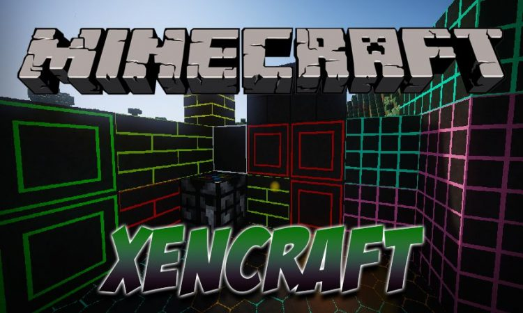 XenCraft mod for Minecraft logo