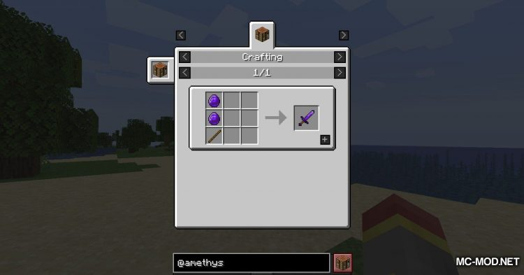 Amethyst Mod mod for Minecraft (9)