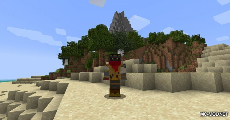 Castaway Terrain Gen mod for Minecraft (3)