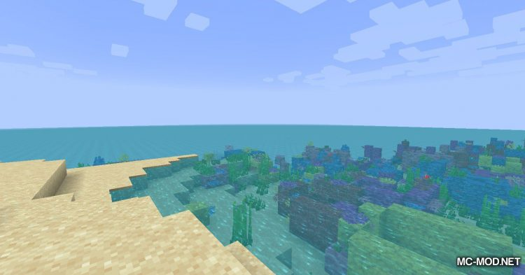 Castaway Terrain Gen mod for Minecraft (6)