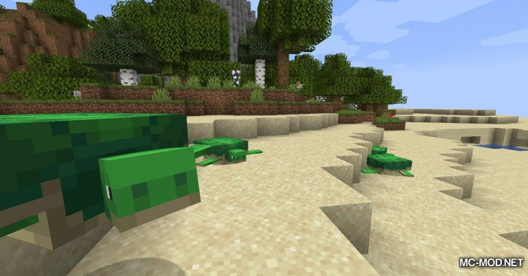 Castaway Terrain Gen mod for Minecraft (7)