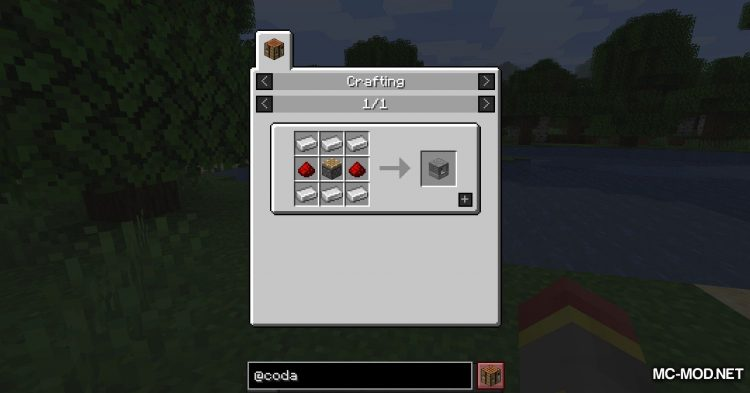 CodaTech mod for Minecraft (2)
