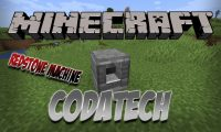 CodaTech mod for Minecraft logo