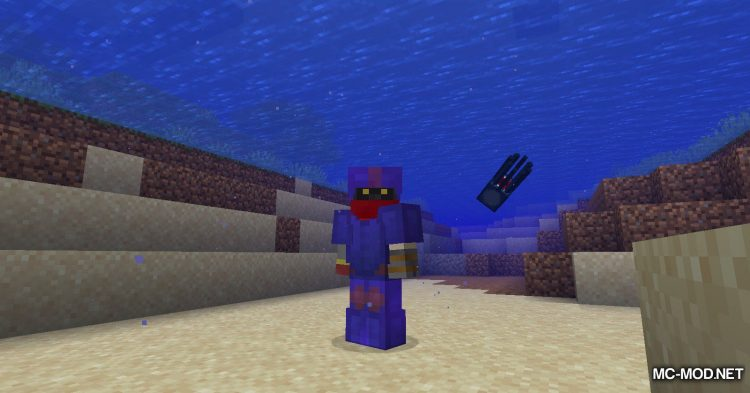 Cosmetic Armor Slots mod for Minecraft (12)