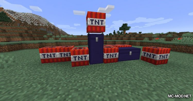 Cursed Chests mod for Minecraft (17)
