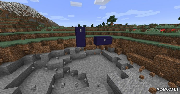 Cursed Chests mod for Minecraft (19)