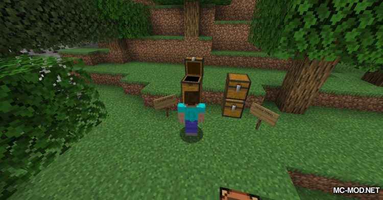 Cursed Chests mod for Minecraft (7)