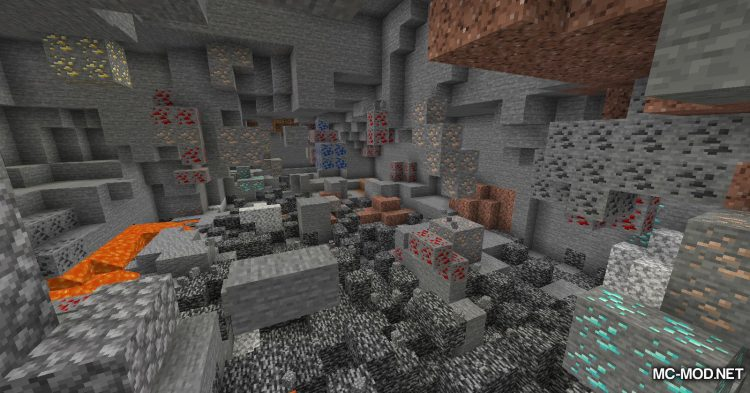 EasyExcavate mod for Minecraft (14)