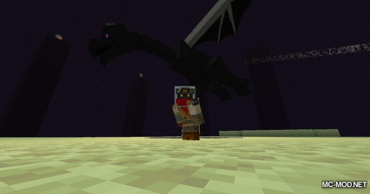 Everything is a Hat mod for Minecraft (10)