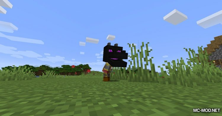 Everything is a Hat mod for Minecraft (11)