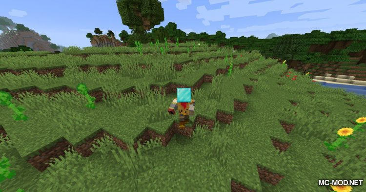 Everything is a Hat mod for Minecraft (13)