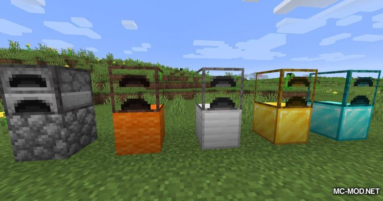 Fabric Furnace mod for Minecraft (10)