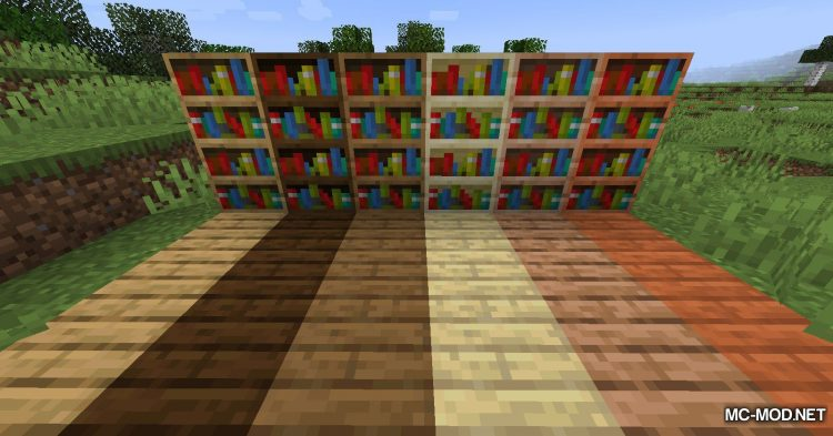 I Like Wood mod for Minecraft (13)