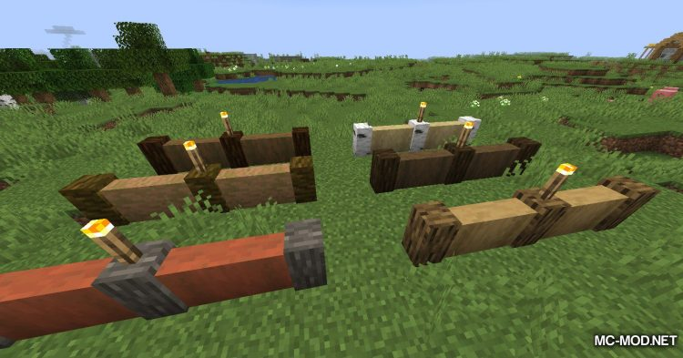 I Like Wood mod for Minecraft (5)