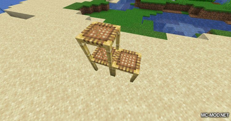 Ladder API mod for Minecraft (10)
